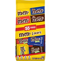 M&M'S Lovers Halloween Chocolate Candy Fun Size Variety Assorted Mix Bag