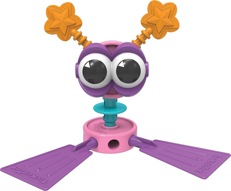 Pink Building Set TINKERTOY Preschool Educational Toy K/'NEX 56508 150 Pieces Ages 3+