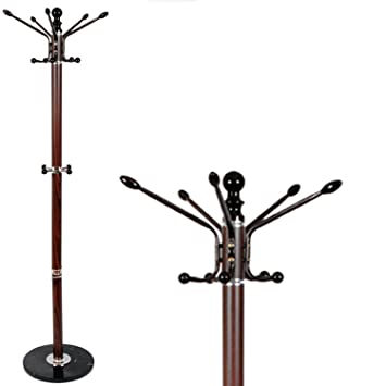 Fantastic Coat Hanger Stand Rack Suitable For Halways Home