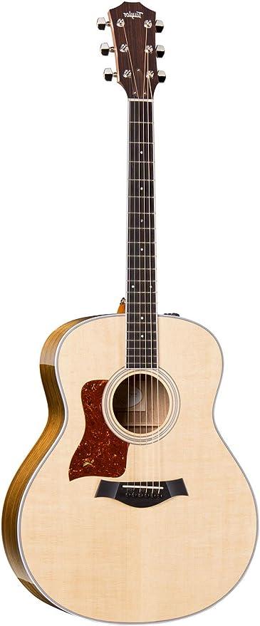 Taylor zurdos 418E Grand Orquesta + Case acústica guitarra ...