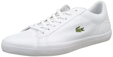 Exclusive Men s Sneakers Lacoste Lerond BL 2 White MenBuy fashion shoe