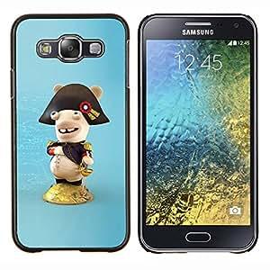 For Samsung Galaxy E5 E500 Case , Figura divertida- Diseño Patrón Teléfono Caso Cubierta Case Bumper Duro Protección Case Cover Funda