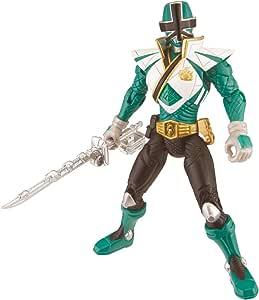 Power Rangers Samurai - Ranger Modo Mega, Color Verde