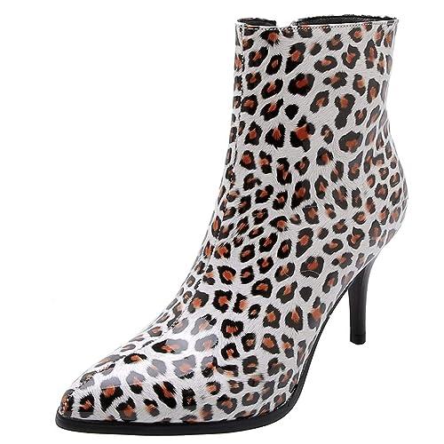 Amazon.it: stivali leopardati