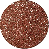 Glitter My World! Chunky Flake Craft Glitter: 1 lb Jar A Rose Gold