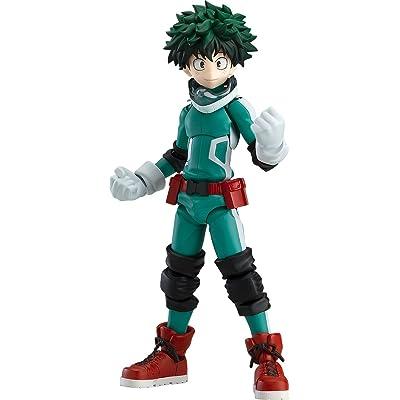 figma My Hero Academia Izuku Midoriya Action Figure Resale: Toys & Games