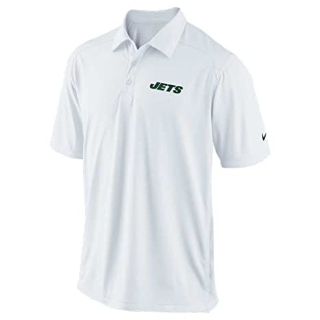 Image Unavailable. Image not available for. Color  Nike New York Jets Dri-Fit  White Onfield Sideline ... 63fd6fdb5