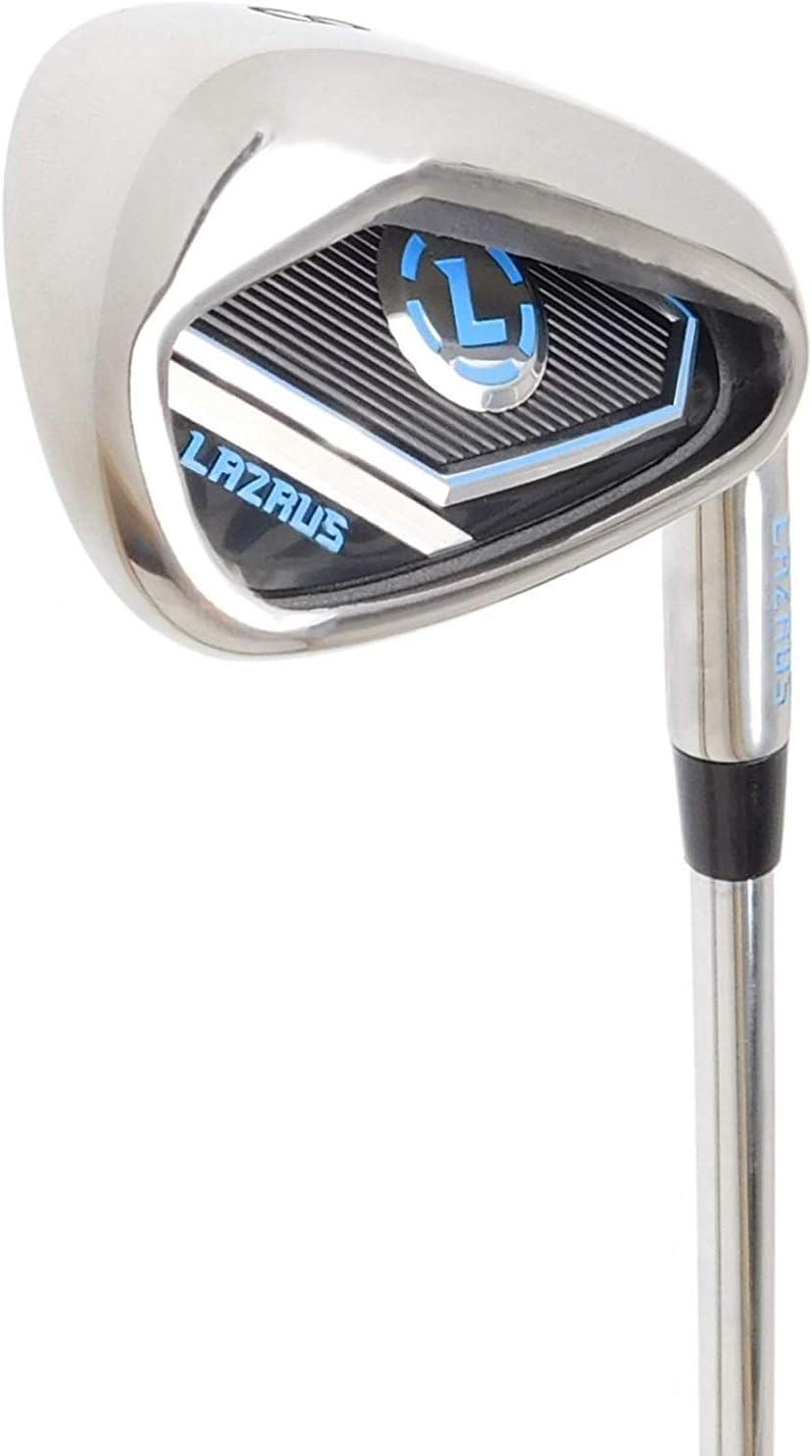 LAZRUS Premium Golf Irons Individual or Golf Irons Set for Men (4,5,6,7,8,9) Driving Irons (2&3) Right Hand Steel Shaft Regular Flex Golf Clubs - Best Golf Iron Set - Great Golf Gift