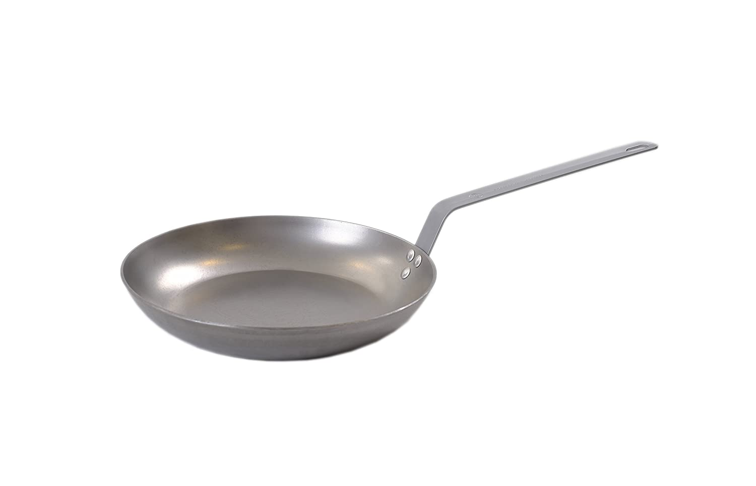 Professional Secrets - Chef Large Frying Pan - Carbon Steel - Ovenproof - High Steady Heat