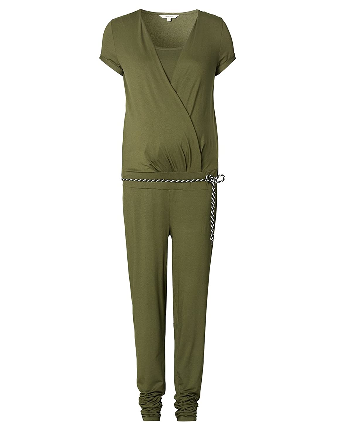 Noppies Damen Umstandsoverall Jumpsuit Ss Chloe 70122