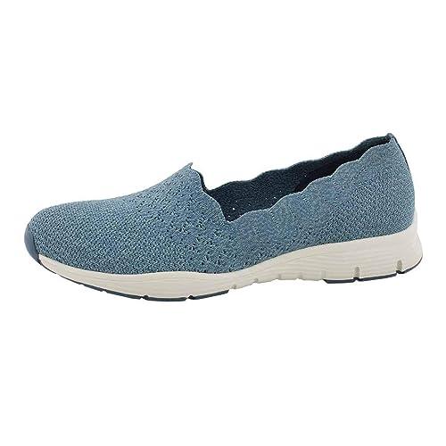 Skechers Women's Seager-Stat Sneaker