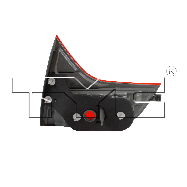 TYC 17-5245-01-9 Honda Civic CAPA Certified Replacement Reflex Reflector rm-TYC-17-5245-01-9