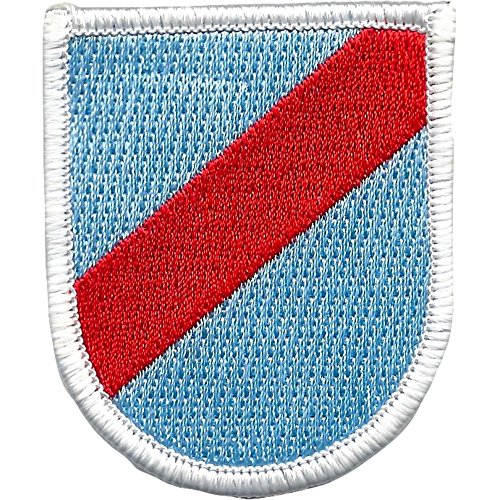 - 20th Special Forces Group Airborne Flash Patch