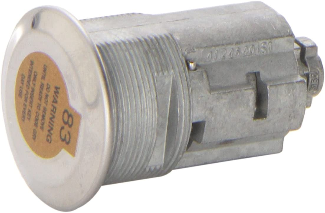 BOLT 692917 Stainless Steel Lock Cylinder For Ford, Lincoln & Mercury Keys