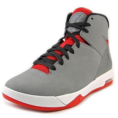los angeles 4c85c 50923 Amazon.com    705077-003  AIR Jordan AIR Imminent Mens Sneakers AIR  JORDANCOOL Grey University RED Black WHITEM   Basketball