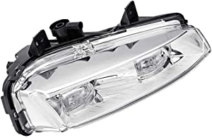 Semoic Front Right Car Fog Lamp for Range Rover Evoque Dynamic 2011-2016 Auto Fog Lamp Bumper Fog Light
