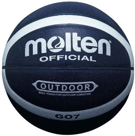 MOLTEN BGO7BS Balón, Hombre, Negro, 7: Amazon.es: Deportes y aire ...