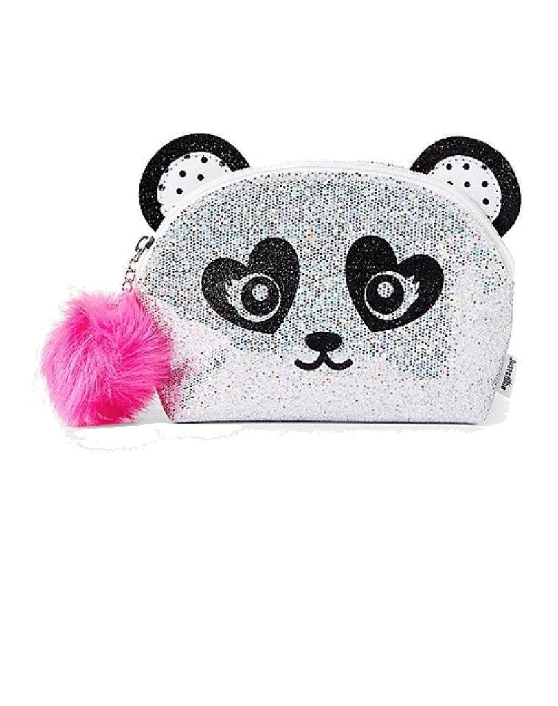 Justice Panda Case Pouch Bag
