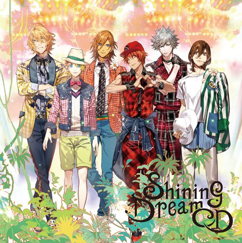 DAY DREAM NIGHT DREAM / うたの☆プリンスさまっ♪Shining Dream CD[初回限定盤]