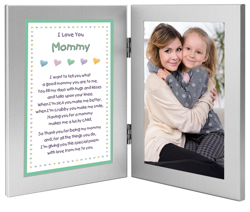 Amazon.com - Mommy Gift From Son or Daughter - Sweet Poem in Double ...