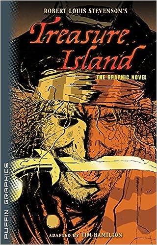 Buy Treasure Island: The Graphic Novel (Puffin Graphics
