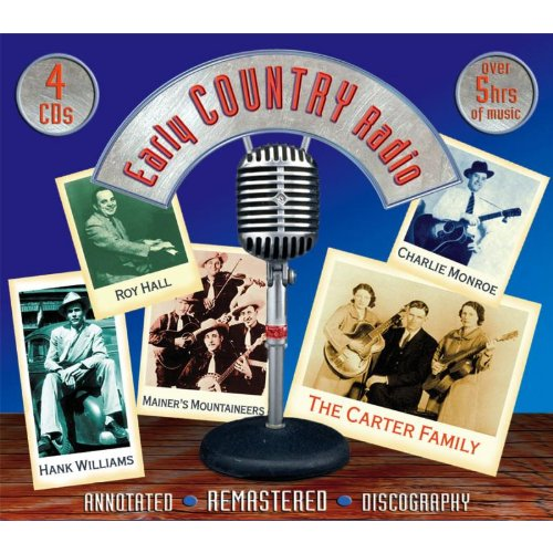 Early Country Radio by Jsp Records