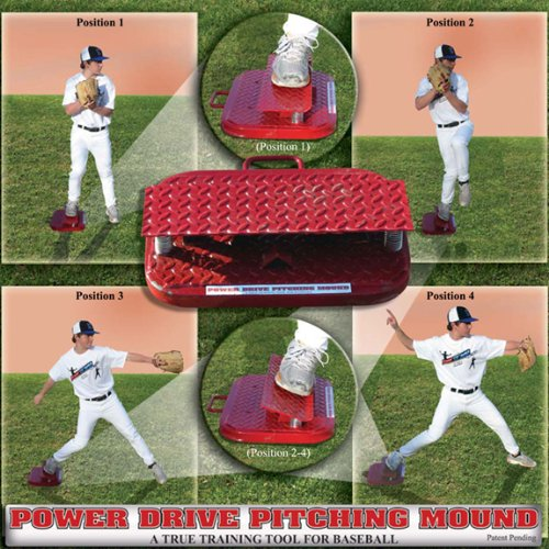 Mound Pitching (Pro PDS Power Drive Pitching Mound)