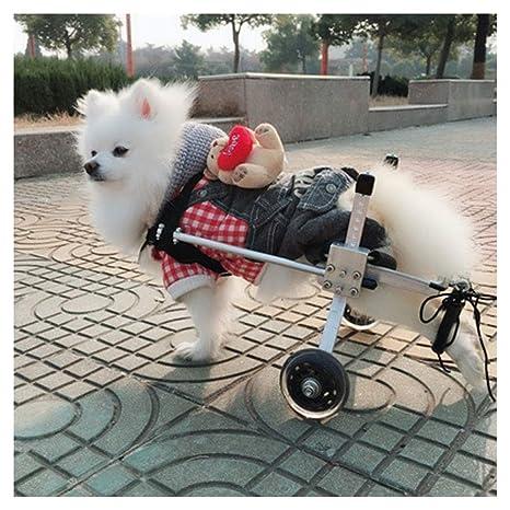 Silla de ruedas para mascotas, 1 kg (2,2 lb) -20