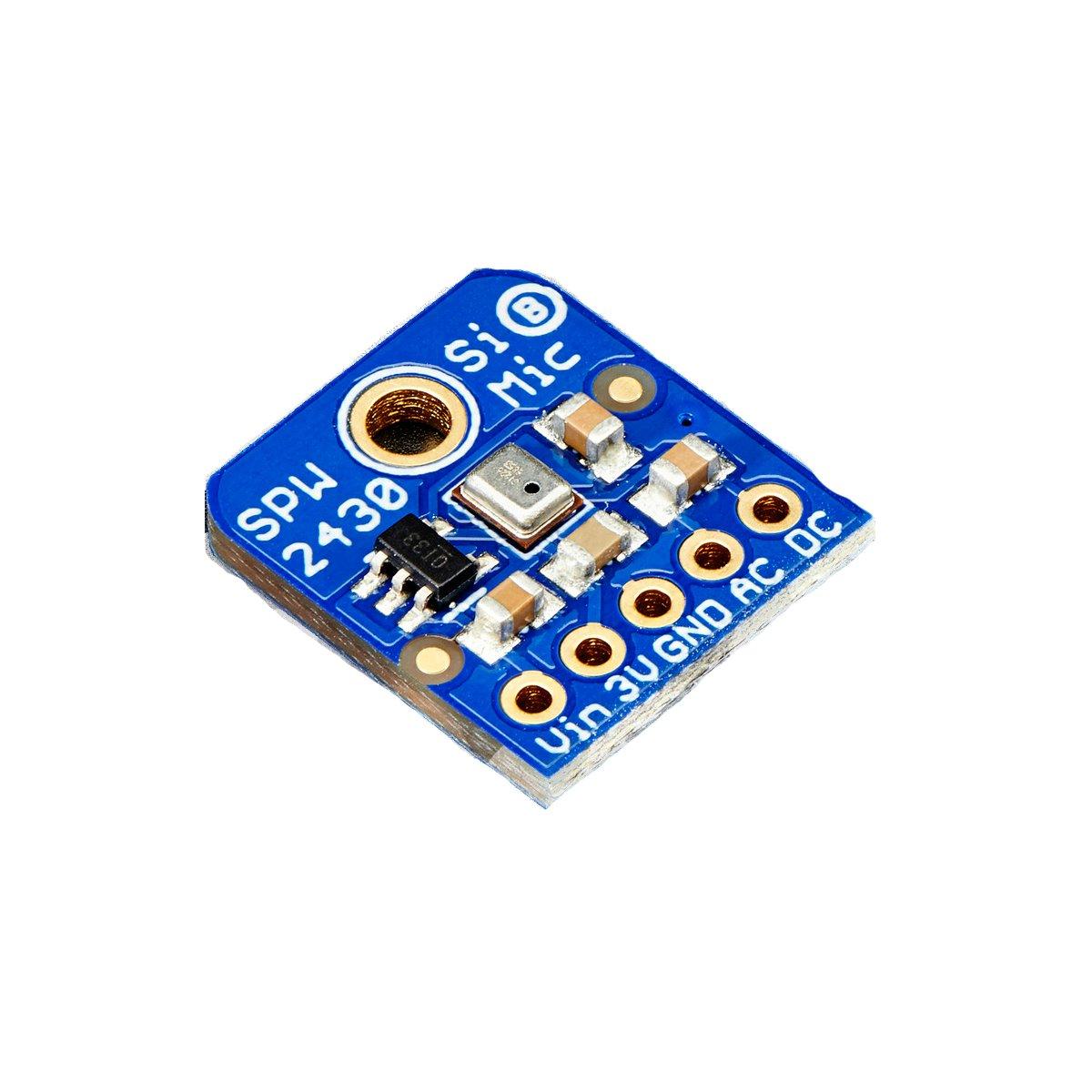 Audio IC Development Tools Adafruit Silicon MEMS Microphone.