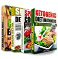 Ketogenic Diet: My Spiralized Cookbook, Sugar Detox and Clean Eating Box Set: Over 100 Delicious And Healthy Recipes For Weight Loss and Fat Burning (Ketogenic Cookbook)