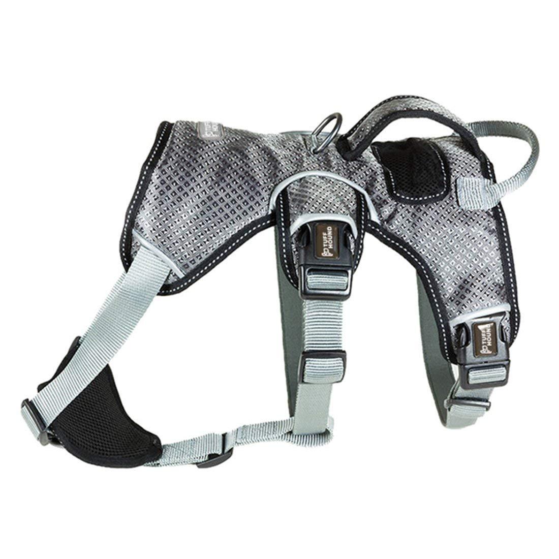 arn/és de Coche Transpirable para Perros medianos y Grandes HEI SHOP Arn/és de Seguridad para Perro arn/és Reflectante de Seguridad Deportiva arn/és Ajustable para Chaleco