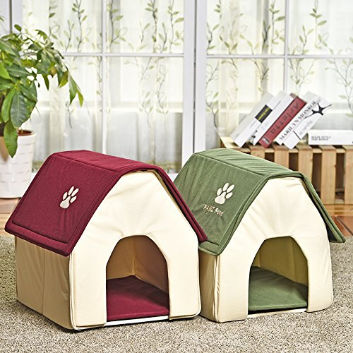 PAWZ Road Pet Dog House Cat letto per animali domestici di medie e piccole dimensioni