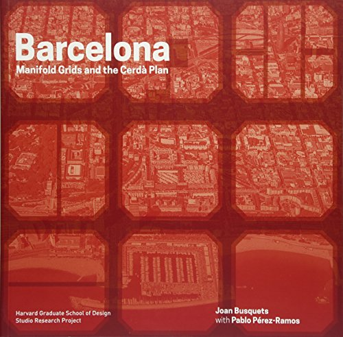 Barcelona: Manifold Grids and the Cerda Plan (Redesigning Gridded Cities)