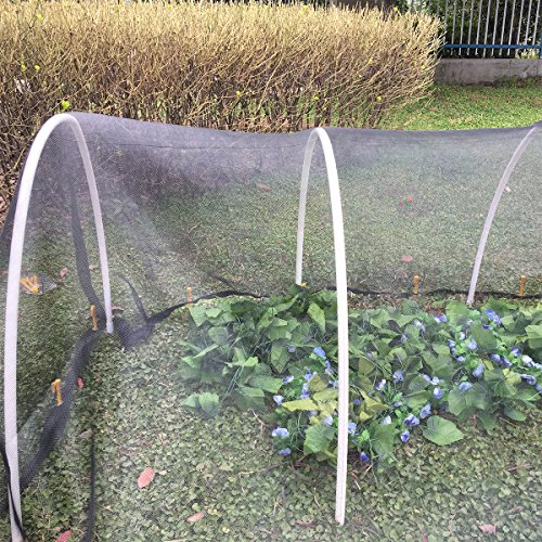 Agfabric Breathable Insect Screen & Garden Netting 10x100ft by Agfabric