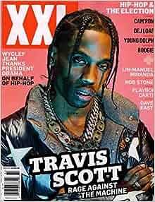 XXL Magazine (Winter, 2016) Travis Scott Cover: Amazon.com ...