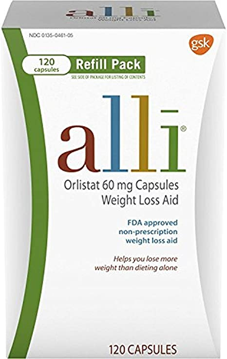 xenical orlistat 120 metric weight unit digest review