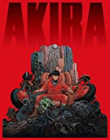 AKIRA 4Kリマスターセット (4K ULTRA HD Blu-ray & Blu-ray Disc) (特装限定版)