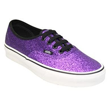 vans glitter authentic france