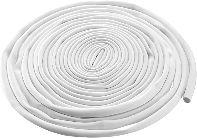 Sleeving //Tubing 4mm BLACK flexible PVC Sleeve 5 metres