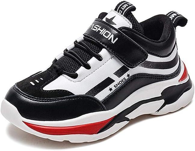 Zapatillas de Deporte para niños con Velcro para niños, niñas ...