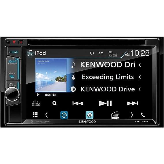 Kenwood DDX575BT in-Dash 2-DIN 6 2
