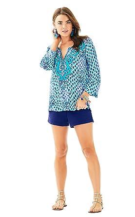 cf631ebf4659cd Lilly Pulitzer Amelia Island Tunic - Toe in at Amazon Women's ...
