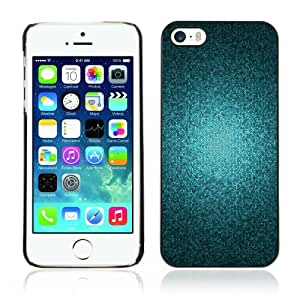 Designer Depo Hard Protection Case for Apple iPhone 5 5S / Cool Mosaic Pattern Art
