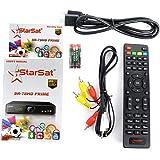 Starsat Wifi,3G,IPTV, HD Satellite Receiver (Model SR-2000HD Extreme
