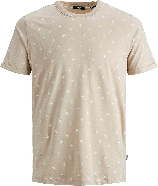 Jack & Jones 12170978 - Camiseta para hombre, color arena ...