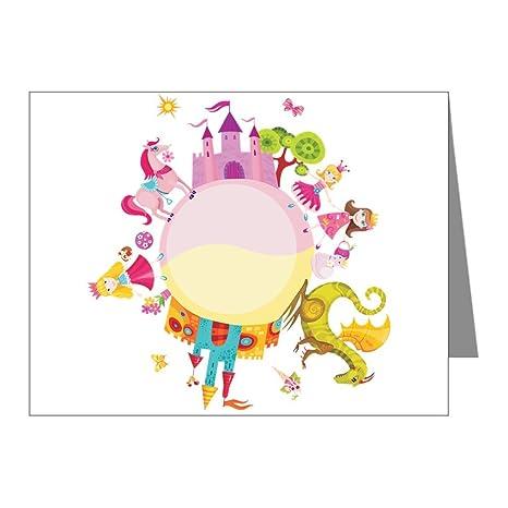 Amazon greeting cards 20 pack princess prince dragon kingdom greeting cards 20 pack princess prince dragon kingdom m4hsunfo