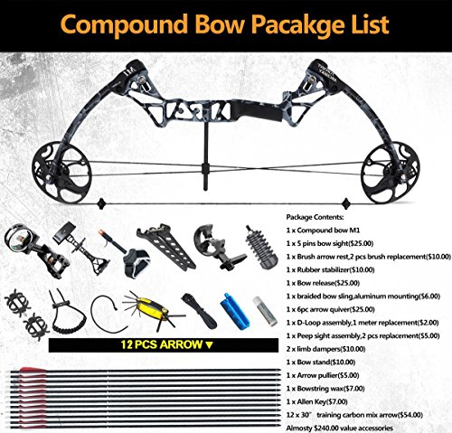 XGeek Compound Bow