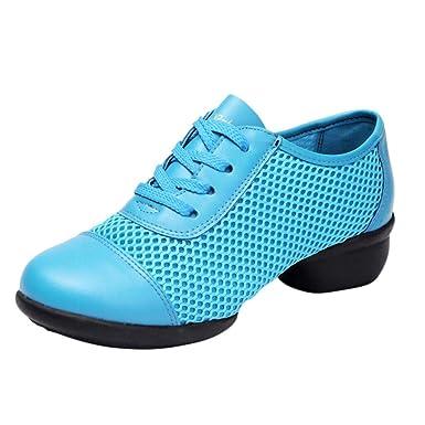 dae91191203 Zapatos de Baile Danza Moderna Zapatos de Jazz Movimiento Zapatos de la Aptitud  Zapatos