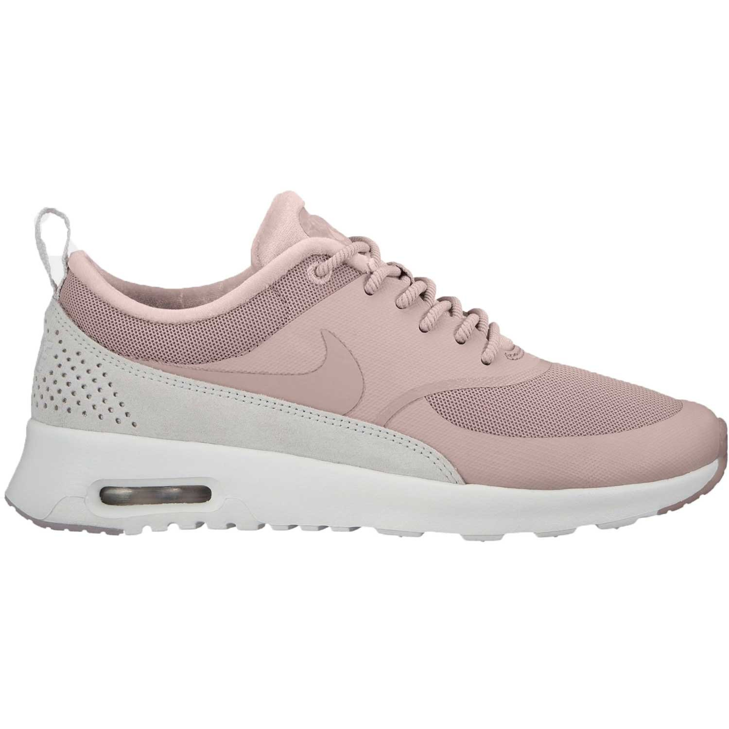 NIKE Women's Wmns Air Max Thea LX, Particle Rose/Particle Rose, 8.5 US