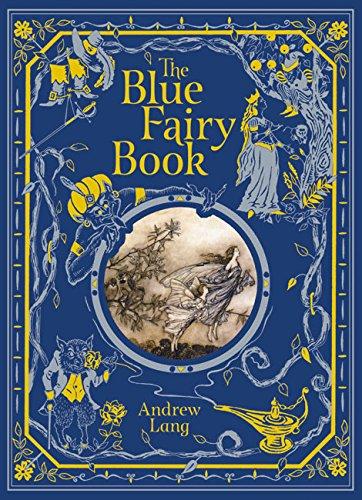 The Blue Fairy Book (Barnes & Noble Children's Leatherbound Classics)